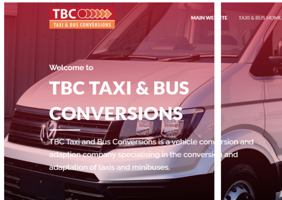 Taxi & Bus conversions page