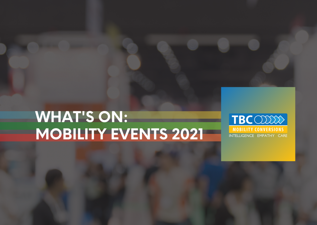 What's on Mobility Events 2021
