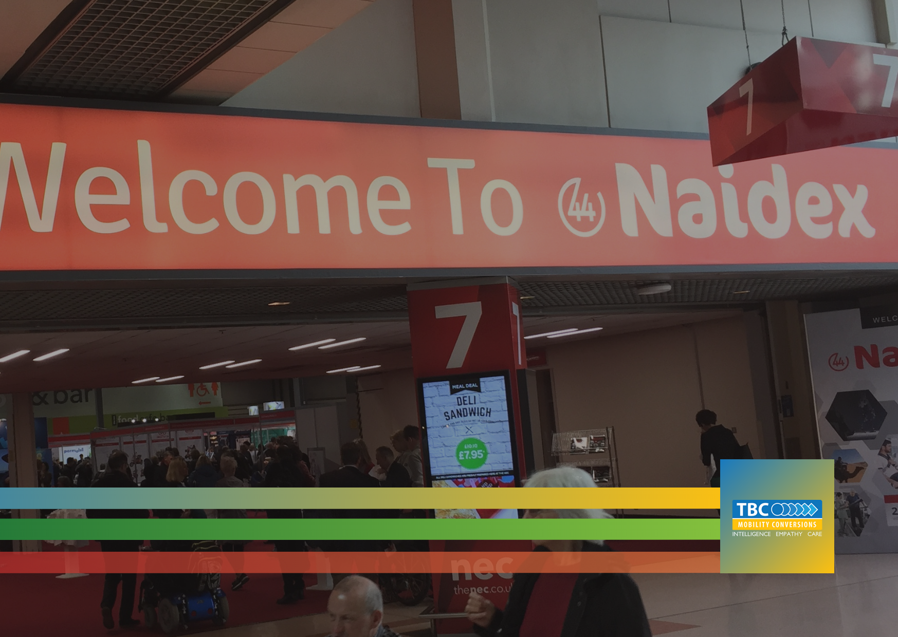 NAIDEX 2021 uk Mobility events