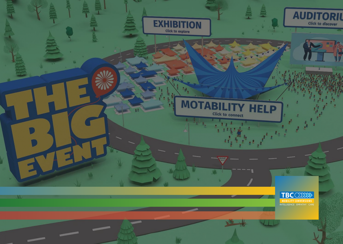 THE BIG EVENT - MOBILITY EVENTS UK 2021