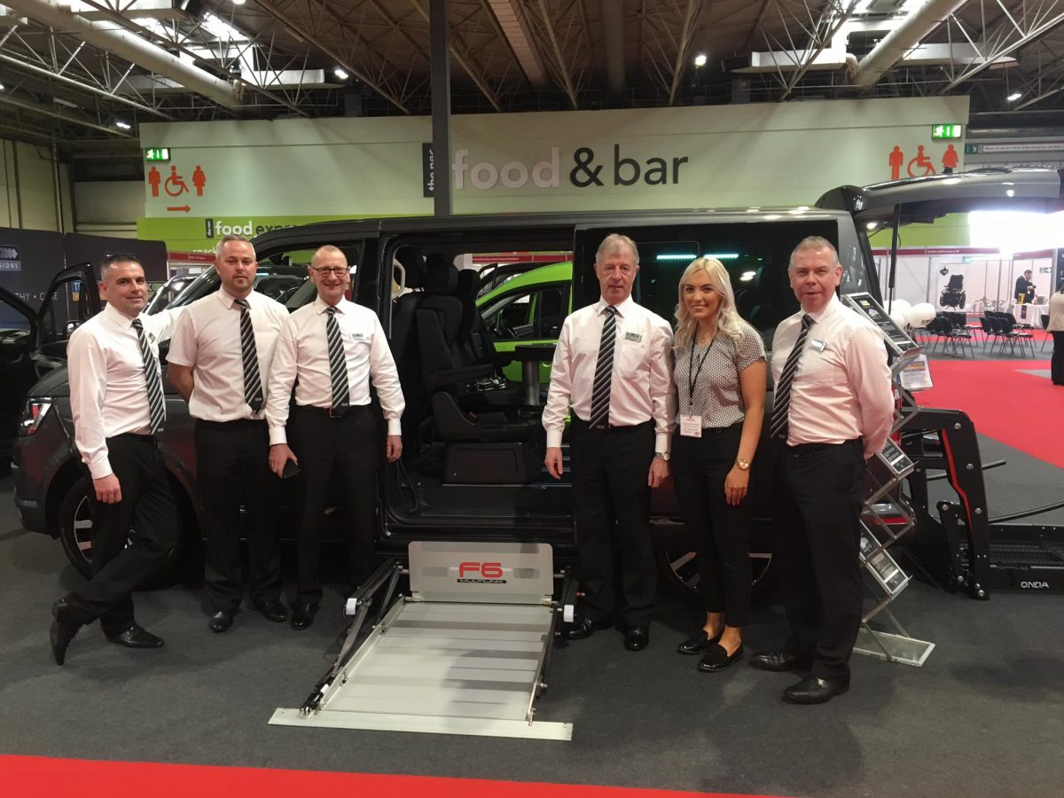 TBC Conversions mobility experts team