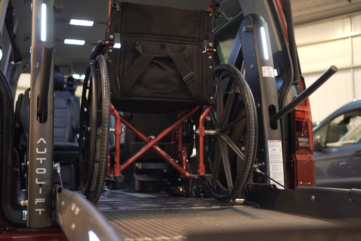 vehicle conversions wheelchair accessible vehicle lift