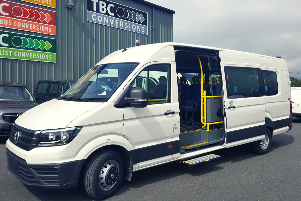 TBC Conversions VW Crafter 2